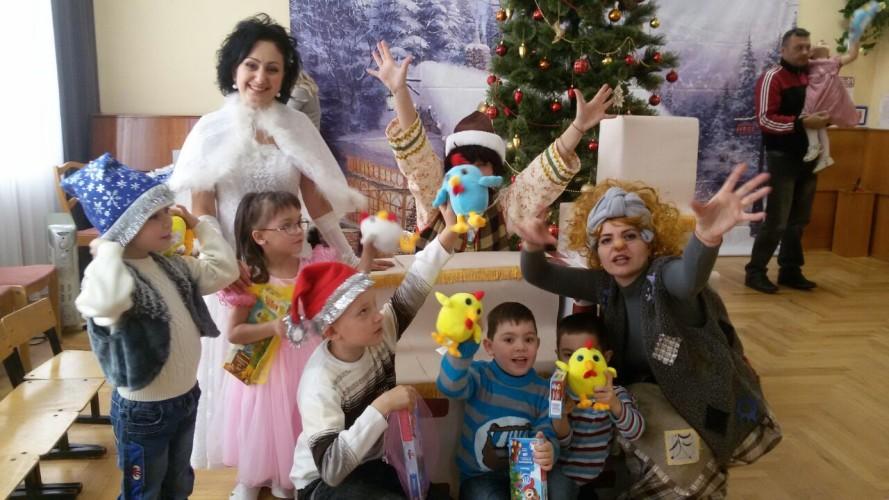 Новогодние праздники в МБОУ «ЦДК Локус»